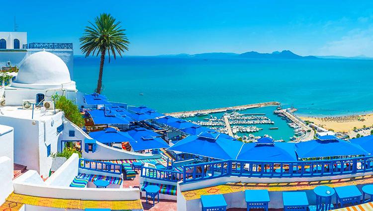 Побережье Туниса