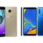 Что лучше купить Samsung Galaxy A5 или A7?