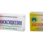 Амоксициллин или Доксициклин: сравнение препаратов и что лучше