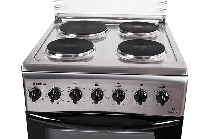 Как выглядит электрическая плита