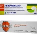 Что лучше Левомеколь или Банеоцин и чем они отличаются