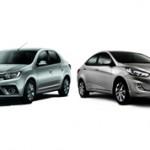 Рено Логан или Хендай Солярис: сравнение и какой автомобиль лучше взять
