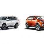 Что лучше купить Mitsubishi Outlander или Kia Sportage?