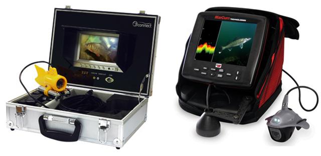 Подводная видекамера для рыбалки