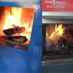 Чем лучше топить котел дровами или углем: сравнение и особенности