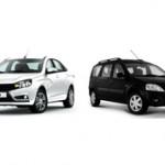 Lada Vesta или Lada Largus: сравнение автомобилей и что лучше