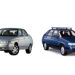 Ваз 2110 или Ваз 2112: сравнение автомобилей и что лучше