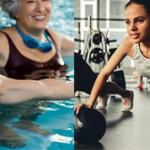 Что лучше для похудения аквааэробика или фитнес?