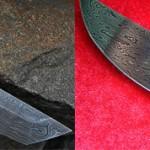 Что лучше дамасская сталь или булатная сталь: особенности и отличия