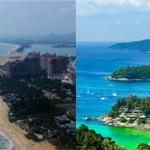 Куда лучше поехать отдыхать на Хайнань или Пхукет?