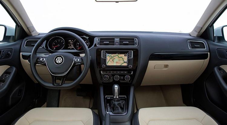 Салон Volkswagen Jetta