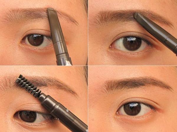 Использование карандаша