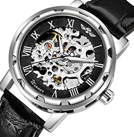 Механизм работы механических часов