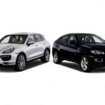 Что лучше Porsche Cayenne или BMW X6 и чем они отличаются