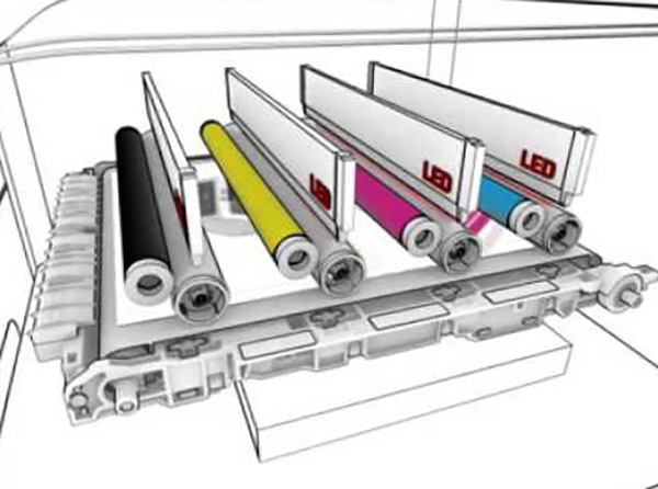 Как работает светодиодный принтер