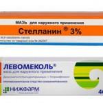 Стелланин или Левомеколь: сравнение и что лучше