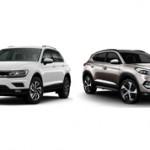 Что лучше купить Volkswagen Tiguan или Hyundai Tucson: особенности и отличия