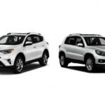 Что лучше купить RAV4 или Tiguan?