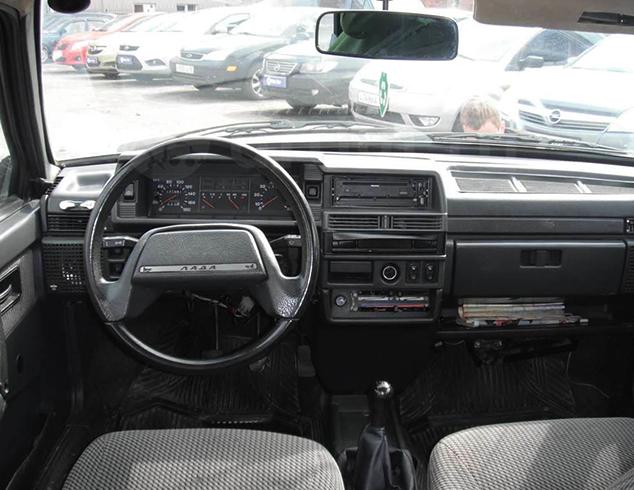 Салон ВАЗ 2109