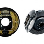 В чем разница между барабанными и дисковыми тормозами?
