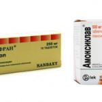 «Цифран» или «Амоксиклав»: сравнение препаратов и что лучше