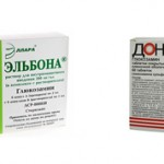 «Эльбона» или «Дона» — что из препаратов лучше