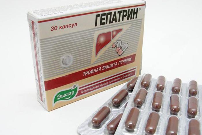 Что лучше гепатрин или эссенциале форте