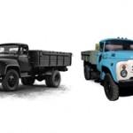 ГАЗ-53 и ЗИЛ-130: сравнение грузовиков и что лучше