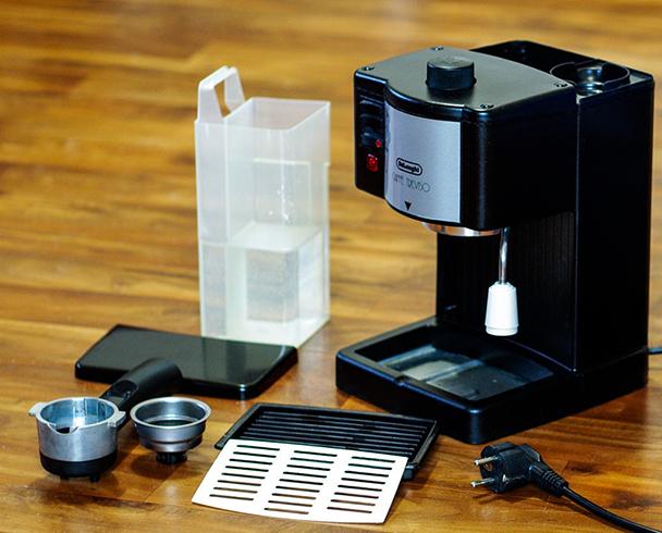 Кофеварка с бойлером