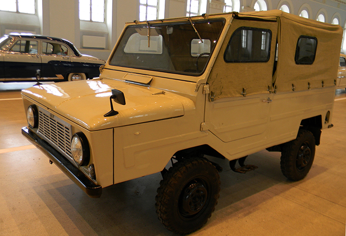 ЛуАЗ 969 «Волынь»