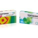 «Парацетамол» или «Цитрамон»: сравнение и отличия средств