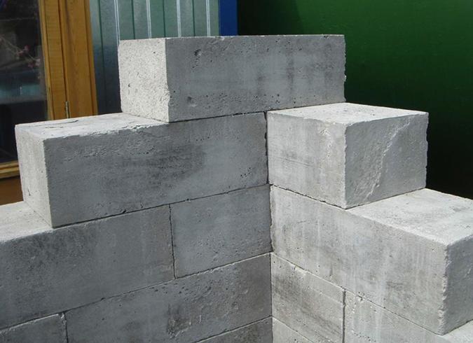 Строительство из пеноблоково