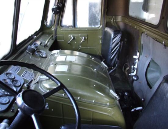 Салон ГАЗ-66