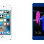 Что лучше iPhone SE или Honor 9?