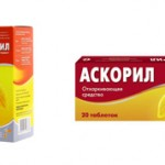Сироп или таблетки Аскорил: сравнение и что лучше выбрать