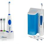 Что лучше купить электрическую зубную щетку или ирригатор