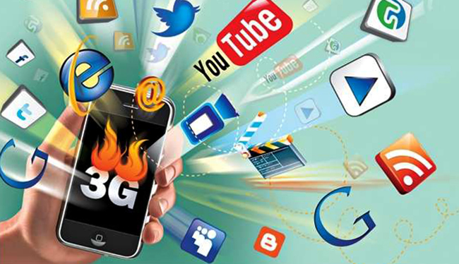 Смартфон с 3G
