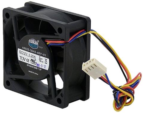 Вентилятор 4-pin