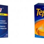 Что лучше «Анвимакс» или «Терафлю»: сравнение и отличия