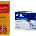 «Аскорил» или «АЦЦ» сравнение препаратов и что лучше