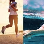 Что лучше и полезнее бег или плавание