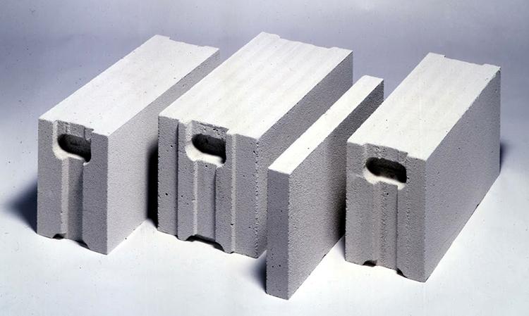Блоки газобетона