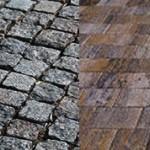 Какое покрытие лучше брусчатка или тротуарная плитка?