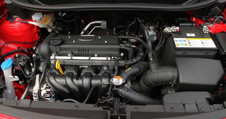 Двигатель на 1,4 литра