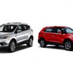Что лучше купить Форд Куга или Хендай Крета — сравниваем и выбираем
