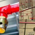 Разница между дренчерной и спринклерной системой пожаротушения