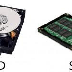 Какой диск лучше для игр HDD или SSD?