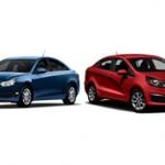 Какой автомобиль лучше Шевроле Круз или Киа Рио?