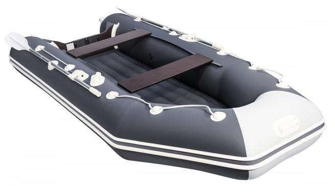 Современная ПВХ лодка