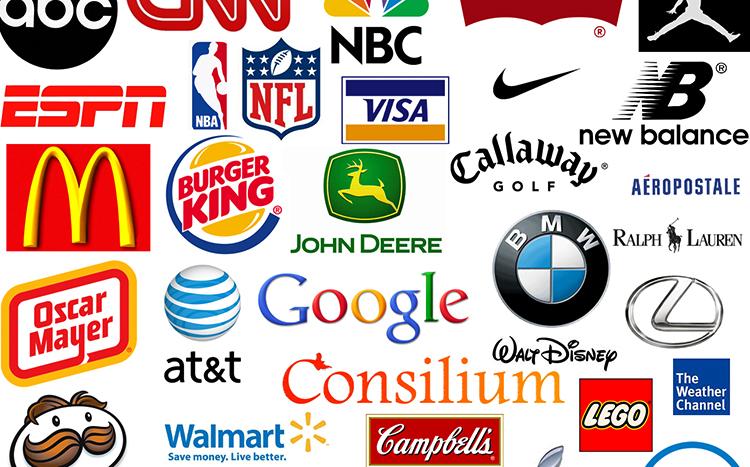 Товарные знаки и логотипы